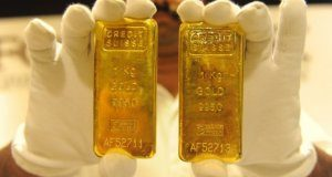 China is buying up thousands of tonnes of gold.  Should you keep gold bullion at home?